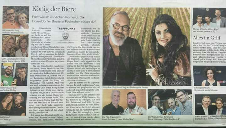 2017 Welt am Sonntag NRW Brauerei Füchschen