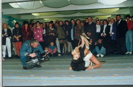 FernsehAuftritt Shoana Publikum