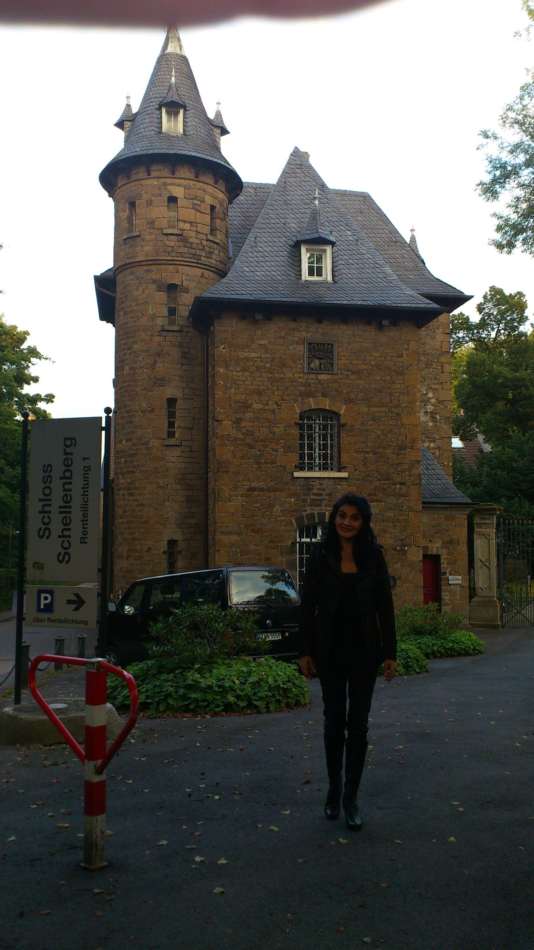 Shoana Auftritt Schloss Schnellenburg 2012