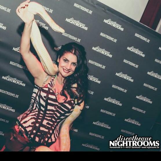 2017 Zirkusempfang Discothek Nightrooms Dortmund
